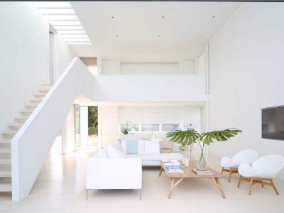 Cách phối màu sơn nhà theo tone lạnh cực đẹp