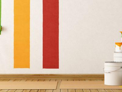 Trước khi sơn, tường cần những yếu tố gì?