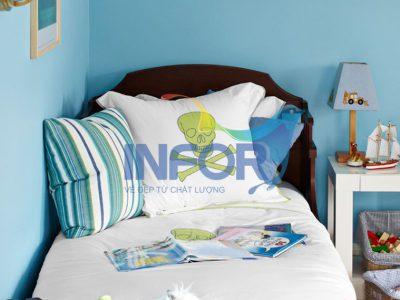 Những màu sắc tuyệt vời cho căn phòng của bé.