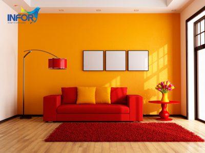 Lựa chọn màu sơn nhà theo tuổi