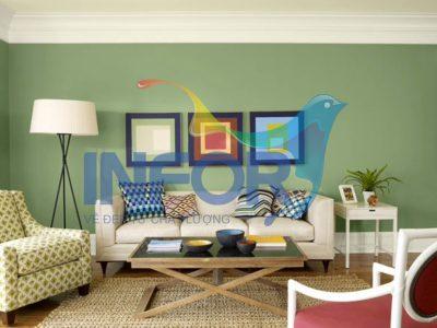 04 kết hợp hoàn hảo- Sắc màu cá tính cho ngôi nhà bạn.