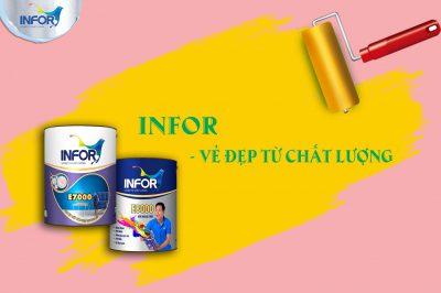 sơn Infor luôn mang đến cho khách hàng những sản phẩm tốt nhất