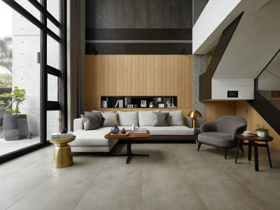 Thiết kế nội thất sáng tạo cho ngôi nhà ống.