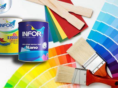6 Bước tự sơn tường nhà hiệu quả và tiết kiệm