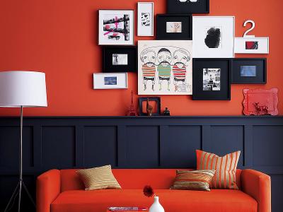 Lựa chọn màu sơn phù hợp từng không gian sống