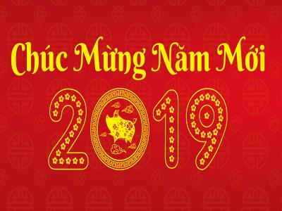 Thông báo lịch nghỉ tết Âm lịch Kỷ Hợi 2019
