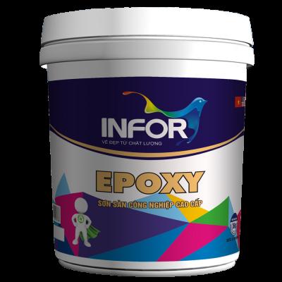 Sơn sàn công nghiệp Epoxy