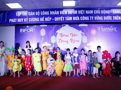 Đêm Hội Trăng Rằm 2019 – Infor Việt Nam