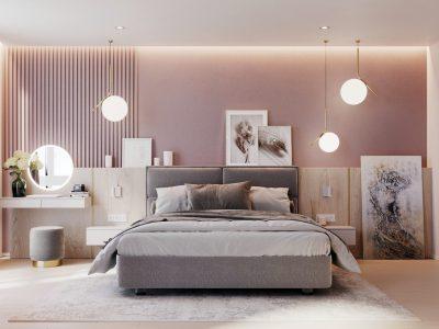 Cách phối màu sơn phòng khách đẹp hiện đại bắt mắt